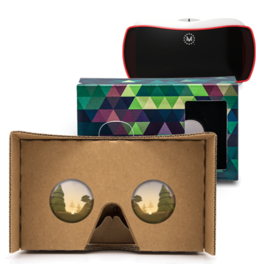 Google's Cardboard brings virtual reality to the masses.